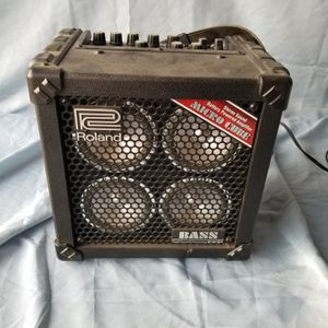 Roland micro cube bass rx portable amp. for Sale in Hillsboro, OR