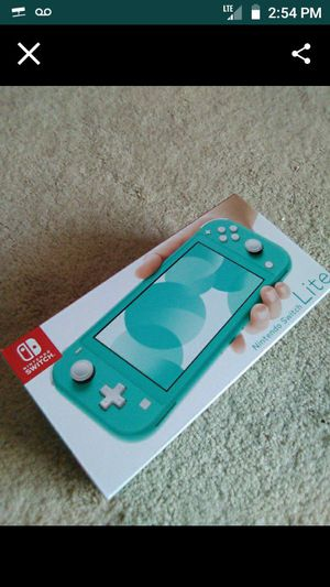 Brand New Nintendo Switch Lite! $25 discount for Sale in Brentwood, NC