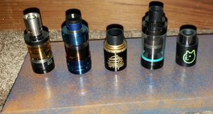 Sub V, Crown 3, Temple, Digiflavor, Doge, also 1 Lush for Sale in Lancaster, PA
