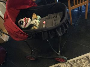 HALLOWEEN Baby in Carriage Animatronic for Sale in Highland Beach, FL