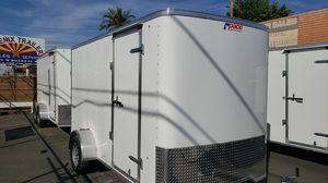 6x12 enclosed cargo trailer for Sale in Phoenix, AZ