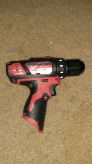 """Milwaukee M12 3/8"""" Drill/Driver for Sale in Baltimore, MD"""