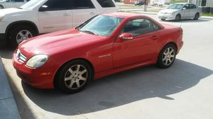 2003 Mercedes-Benz SLK230 Kompressor TRADE/OBO for Sale in Grand Island, NE