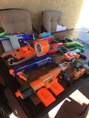 Nerf gun set for Sale in Glendale, AZ