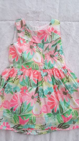 Flowered girls dress for Sale in Diamond Bar, CA