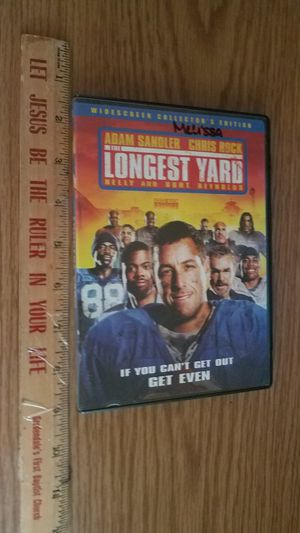 Longest yard (the). for Sale in Rincon, GA