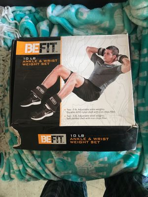 Ankle weights for Sale in El Paso, TX
