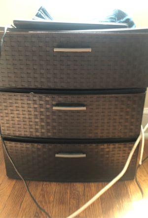 Plastic drawer organizer for Sale in Belleville, NJ