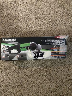 Kawasaki sand and polisher for Sale in Las Vegas, NV