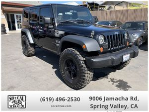 2008 Jeep Wrangler for Sale in Spring Valley, CA