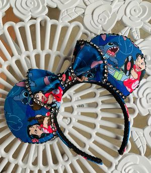 Lilo and stich disney ears for Sale in Anaheim, CA
