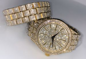 22k stainless steel watch and bracelet set for Sale in Las Vegas, NV