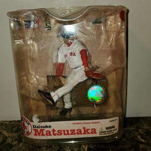 Red Sox Matsuzaka Figure for Sale in Washington, DC