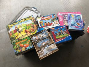 Puzzles and games for Sale in Sierra Madre, CA