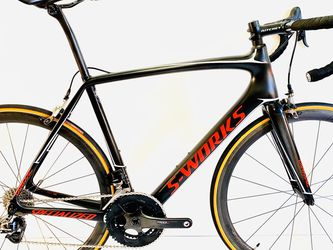 2017 Specialized S-Works Tarmac, Sram eTap, Roval Rapide CLX 40 Carbon Wheels, 11-speed, 58cm, Like New for Sale in Hawthorne,  CA