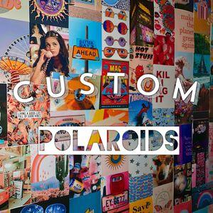 Custom Polaroids for Sale in Visalia, CA
