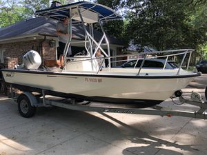 16ft Boston whaler for Sale in Tallahassee, FL