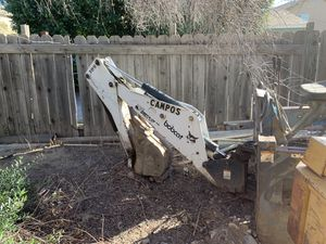 709 backhoe attachments works great no leaks for Sale in Los Angeles, CA