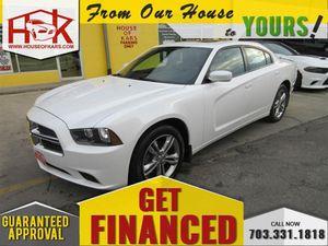 2013 Dodge Charger for Sale in Manassas, VA