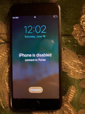 LOCKED iPhone 8 for Sale in San Diego, CA