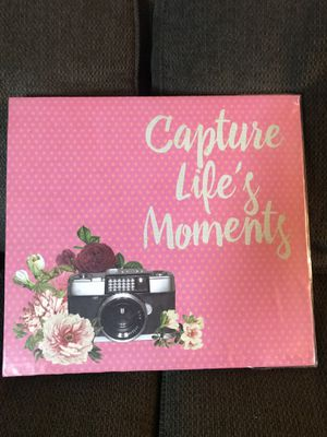 Large scrap book with inserts $5 for Sale in Lake Oswego, OR