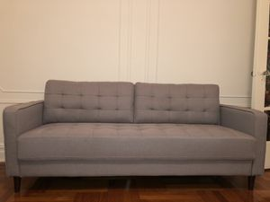 Zinus 76 inch Sofa for Sale in Ridgefield, NJ