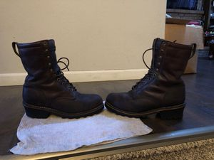 Boots for work for Sale in Lynnwood, WA
