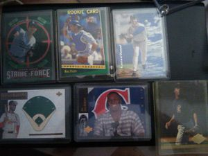 5 baseball cards collctibles for Sale in El Monte, CA