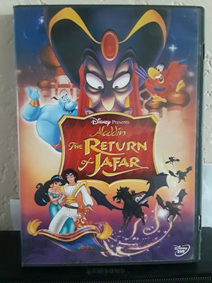 Return of Jafar DVD for Sale in Temecula, CA