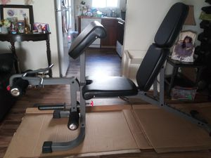 XMARK FITNESS WEIGHT BENCH for Sale in West Linn, OR