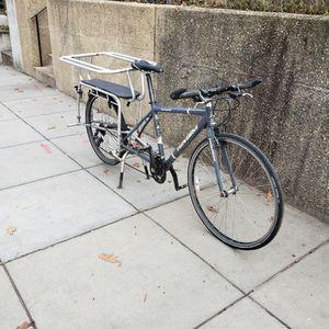 NovaraExpress Bike W/ Extracycle Free Radical Cargo Rack for Sale in Washington, DC