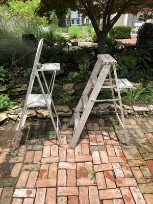 Aluminum step ladder for Sale in Columbus, OH