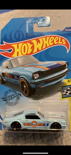 Hot wheels Gulf mustang for Sale in Stratford, CT