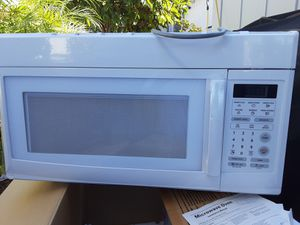 Above stove Microwave for Sale in Ontario, CA