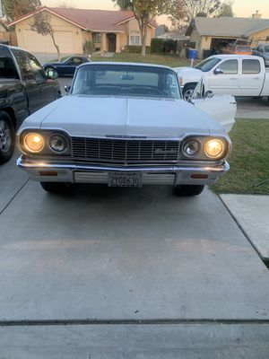 64 impala ss for Sale in Hanford, CA