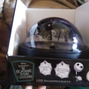 Nightmare Before Christmas Led Rotating Shadow light for Sale in Phoenix, AZ
