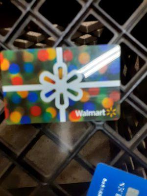 Walmart card for Sale in Spokane, WA