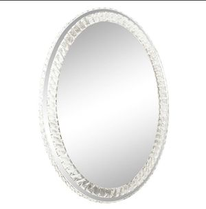 Classic Hollywood Marilyn Monroe inspired light-up crystal vanity makeup mirror for Sale in Windermere, FL