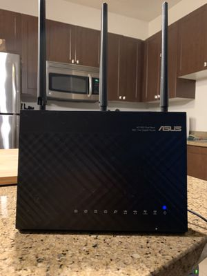 ASUS gigabit router for Sale in Gaithersburg, MD