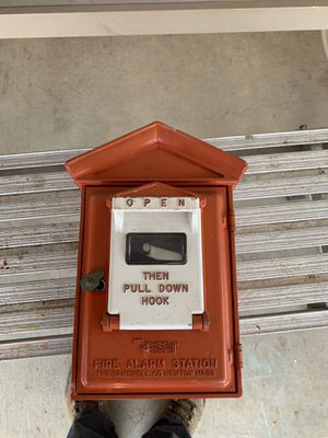 Gamewell Fire Alarm Station for Sale in Beaumont, CA