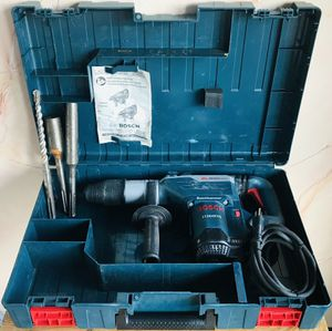 Bosch Corded SDS-Max VS Rotary Hammer Drill for Sale in Hickory Hills, IL