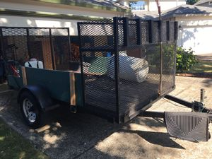6 by 10 utility trailer for Sale in Hillsboro, OR