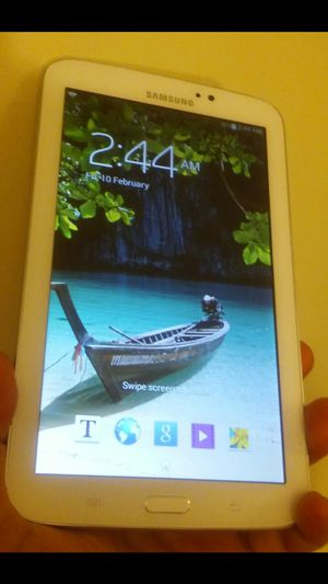 """LIKE NEW SAMSUNG GALAXY TAB 7"""" WI-FI ONLY working great for Sale in Los Angeles, CA"""