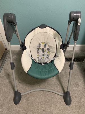 Graco infant swing for Sale in Vallejo, CA