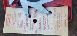 "Sears Craftsman 7"" Dado Blade for Sale in Snohomish, WA"
