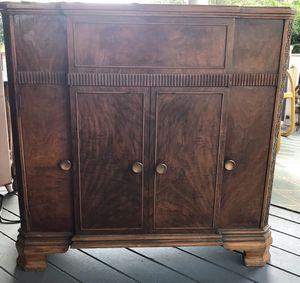 Antique Cabinet - Beautiful- $150 for Sale in Farmingdale, NJ
