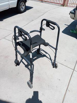 Seniors. walker for Sale in Fontana, CA