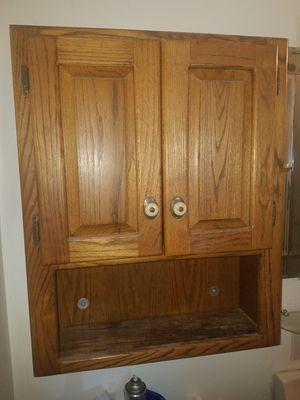 Bathroom cabinet for Sale in El Cajon, CA