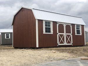12x20 Elite Lofted Barn-Storage Shed for Sale in Dallas, TX
