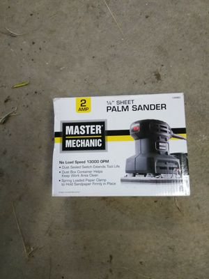 Palm sander for Sale in IA, US